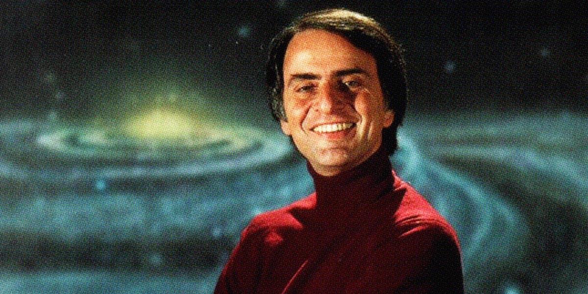 NASA Uzaya Altın Plak Gönderiyor | Carl Sagan