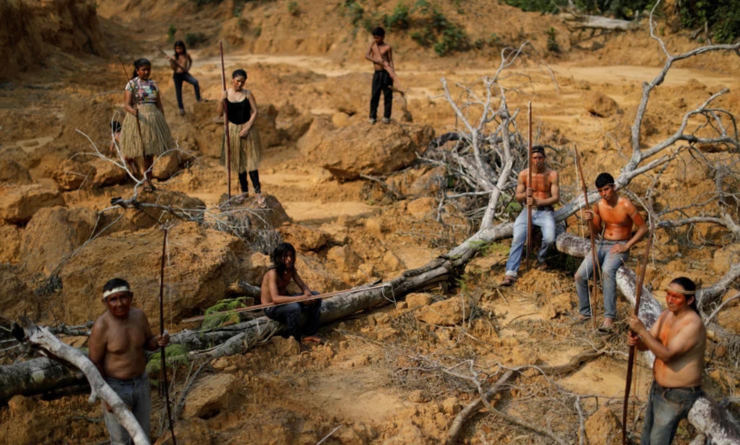 Amazon Kabileleri Sonunda Barıştı | Yangından Sonra Amazon Kabileleri