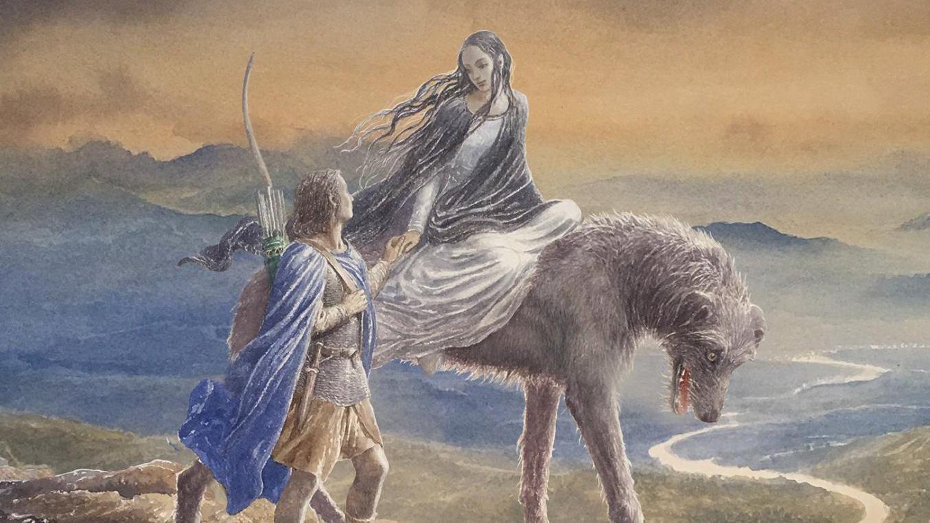 J.R.R. Tolkien - Beren ile Luthien | Beren ve Luthien