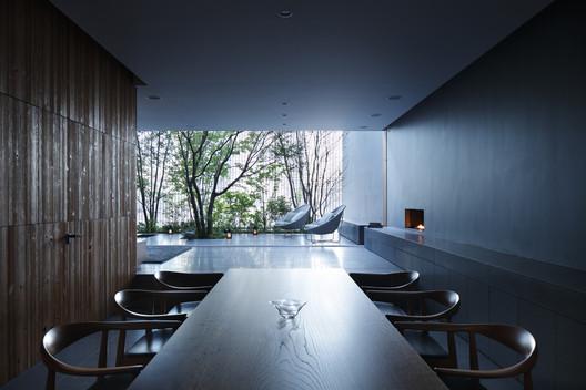Hiroshima'daki Cam Ev | Cam Evdeki Toplantı Odası