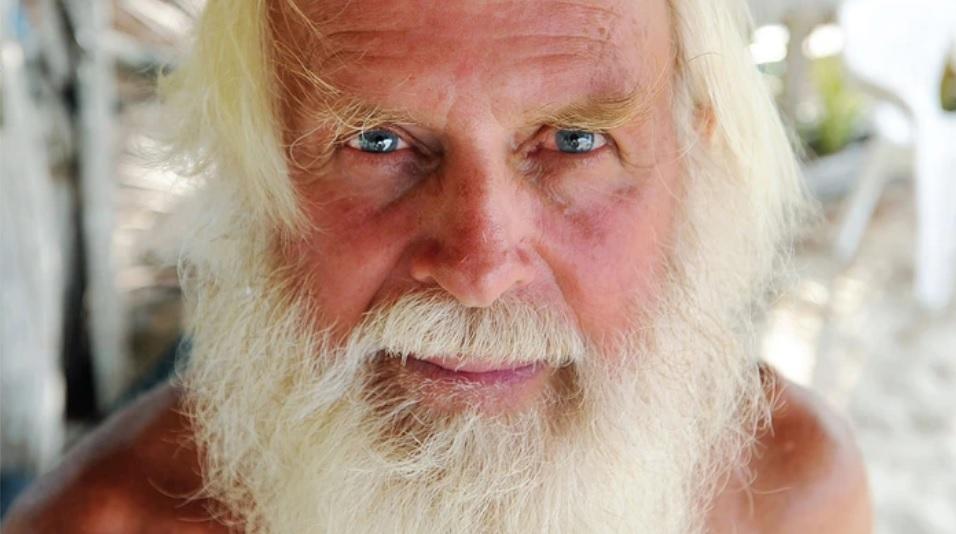 Issız Ada Sakini Avustralyalı Milyoner | David Glasheen