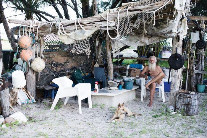 Issız Ada Sakini Avustralyalı Milyoner | David Glasheenin Yaşadığı Yer