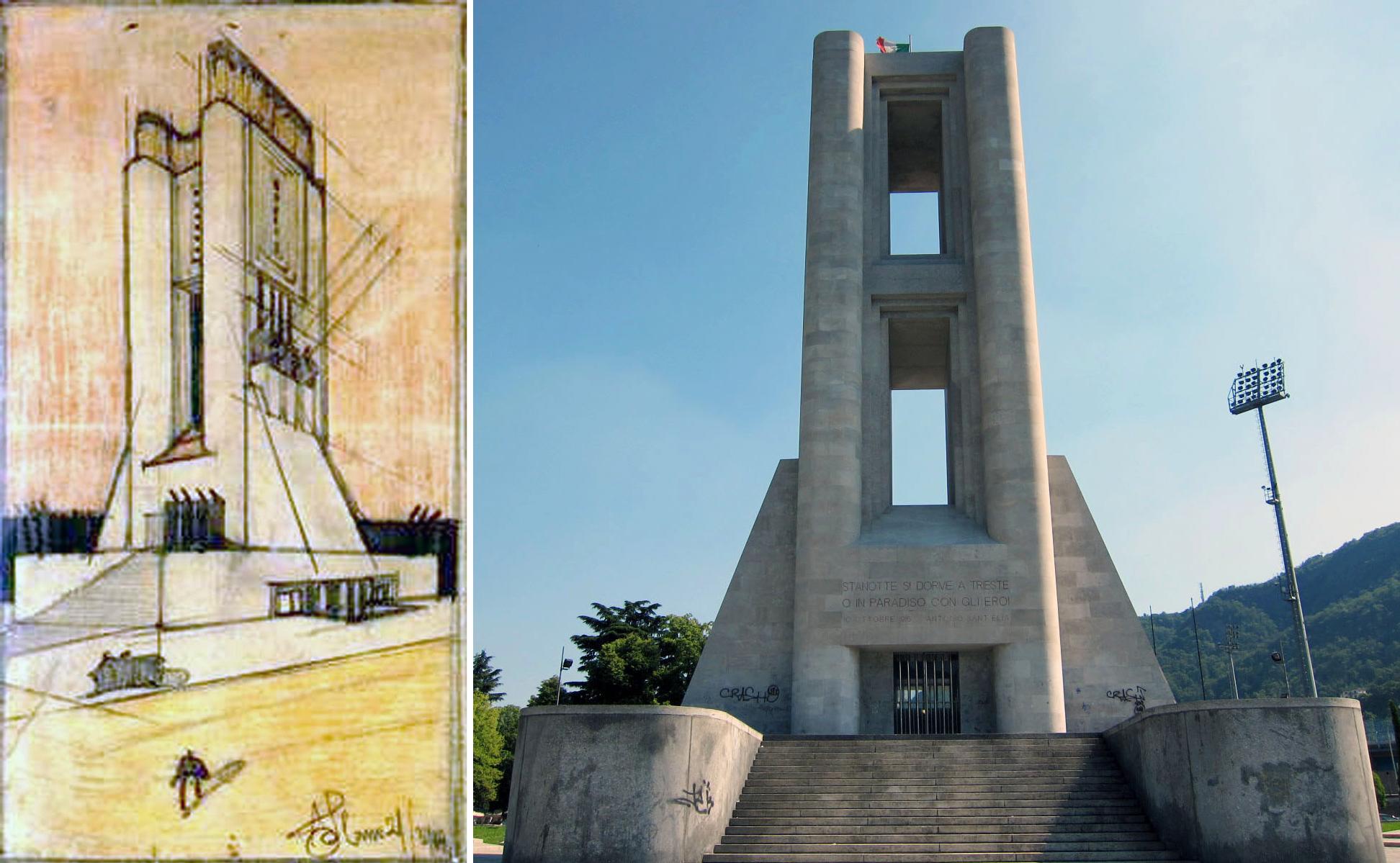 Mussolini'nin İzinde Roma Mimarisi | Terragni Kardeşler