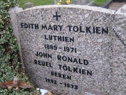 J.R.R. Tolkien - Beren ile Luthien | Tolkienin Mezarı