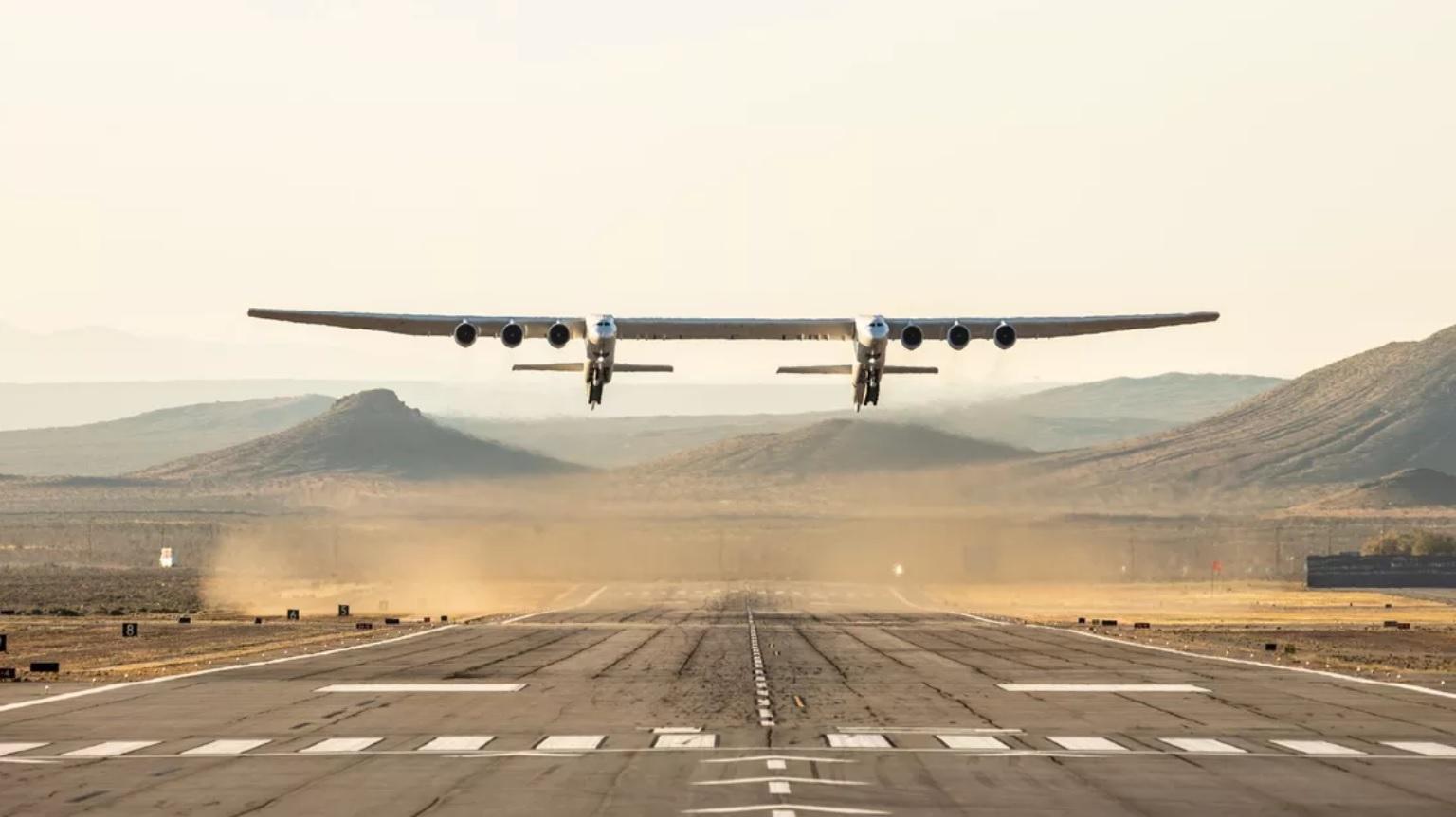 En Büyük Uçak | Dünyanın En Büyük Uçağı Kalkıyor