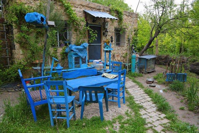 Yabanda Bir Türk | Mavi Masa
