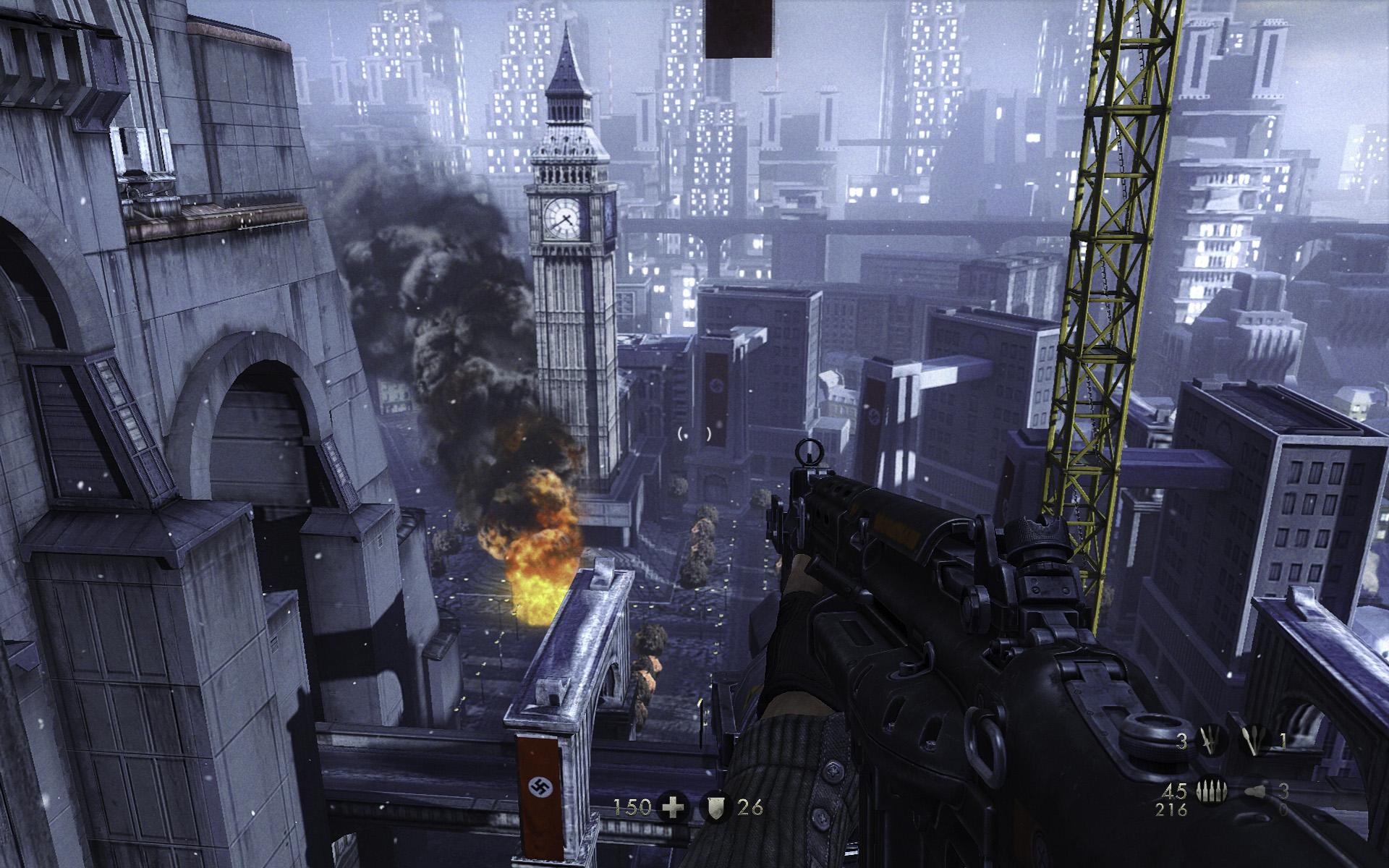 Wolfenstein: The New Order | Wolfenstein Londra