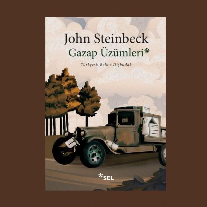 John Steinbeck Gazap Üzümleri | Gazap Üzümleri