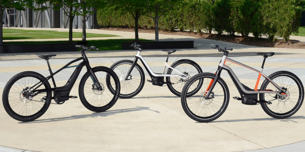 Elektrikli Harley Davidson | Harley Davidson Elektrikli Bisikleterleri