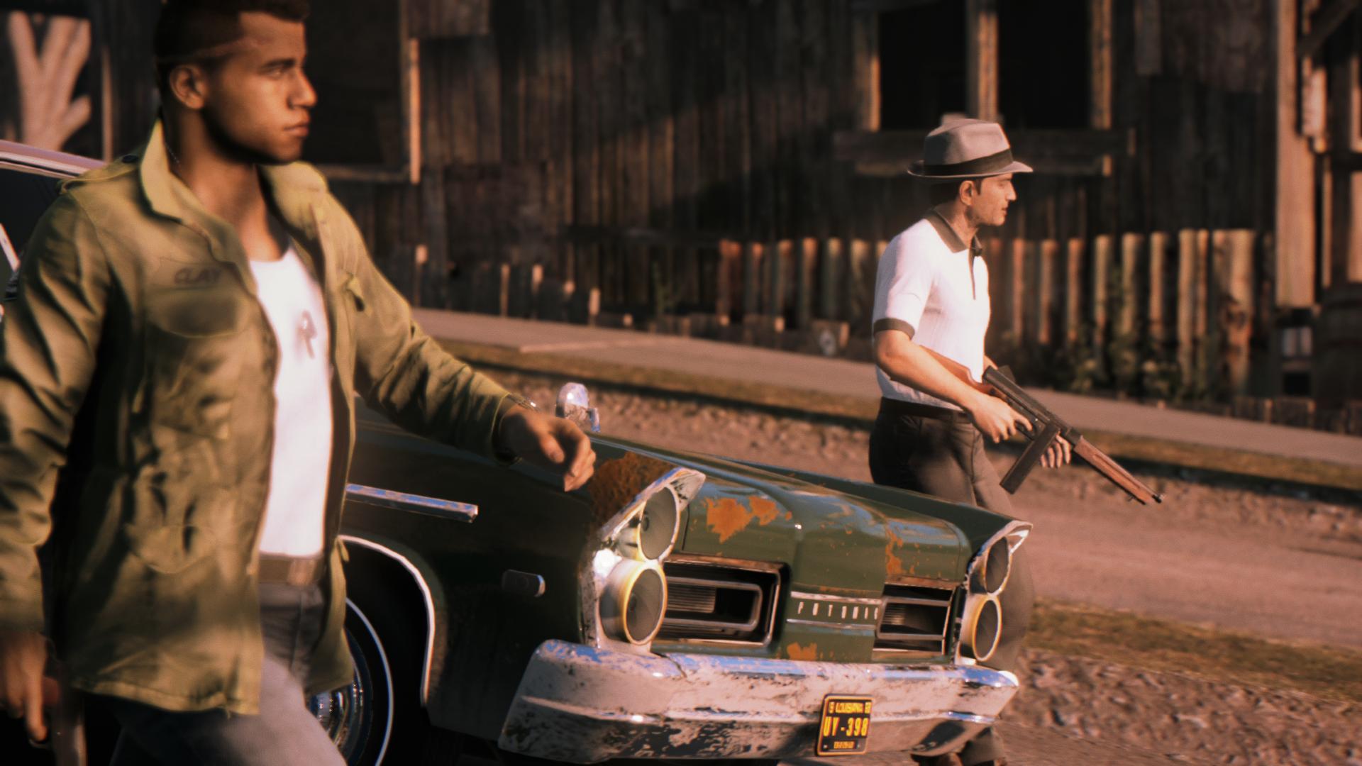 Mafia III (Oyun İncelemesi) | Lincoln Clay ve Vito Bir Arada