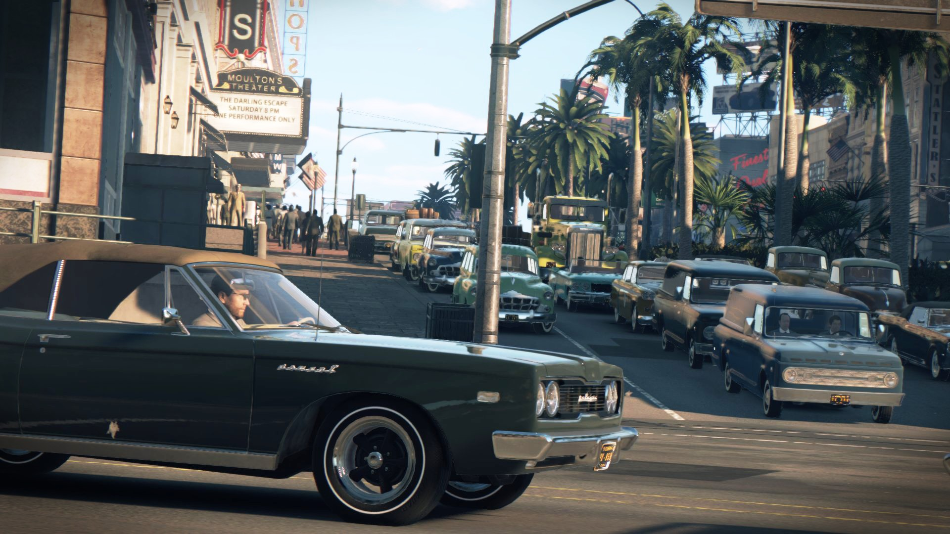 Mafia III (Oyun İncelemesi) | Mafia III Arabaları