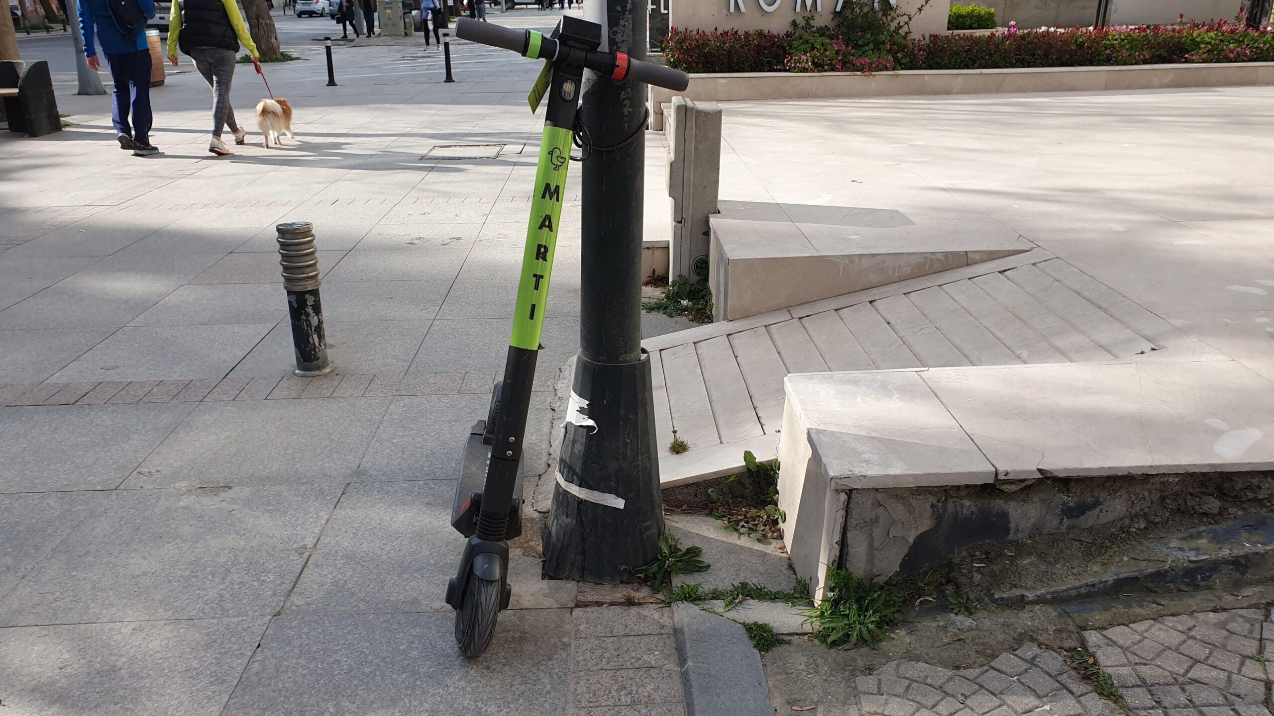 Martı Elektrikli Scooter | Martı Scooter scaled