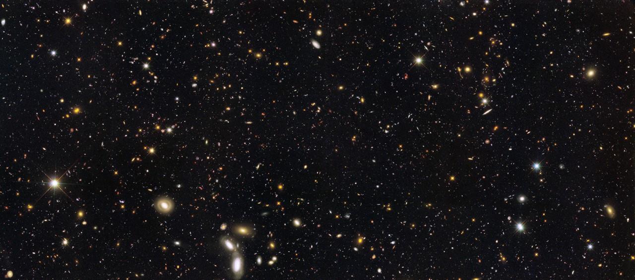 Hubble Teleskobu Doğduğunuz Günün Uzay Fotoğrafını Gönderiyor! | Ecem Sıralı Doğum Günü Hubble