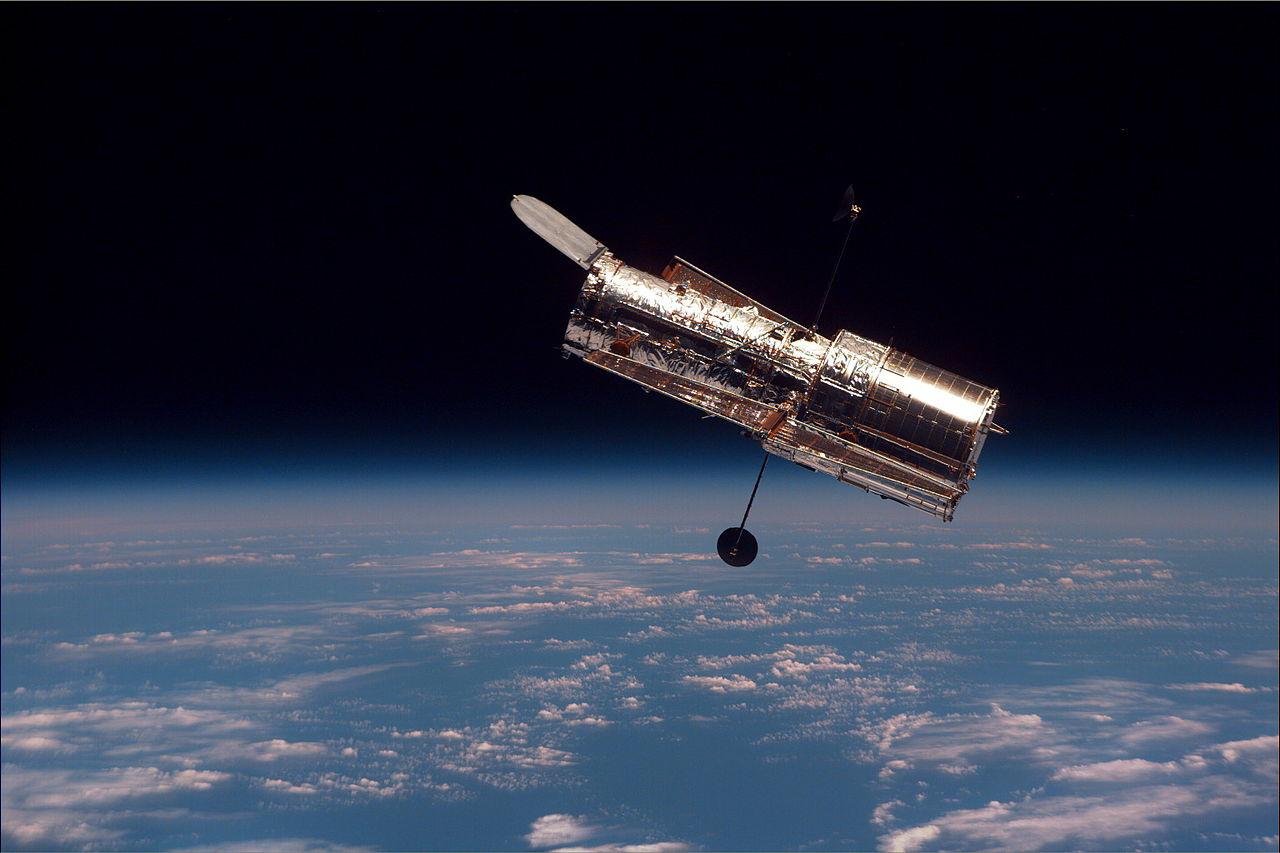 Hubble Teleskobu Doğduğunuz Günün Uzay Fotoğrafını Gönderiyor! | Hubble Teleskobu