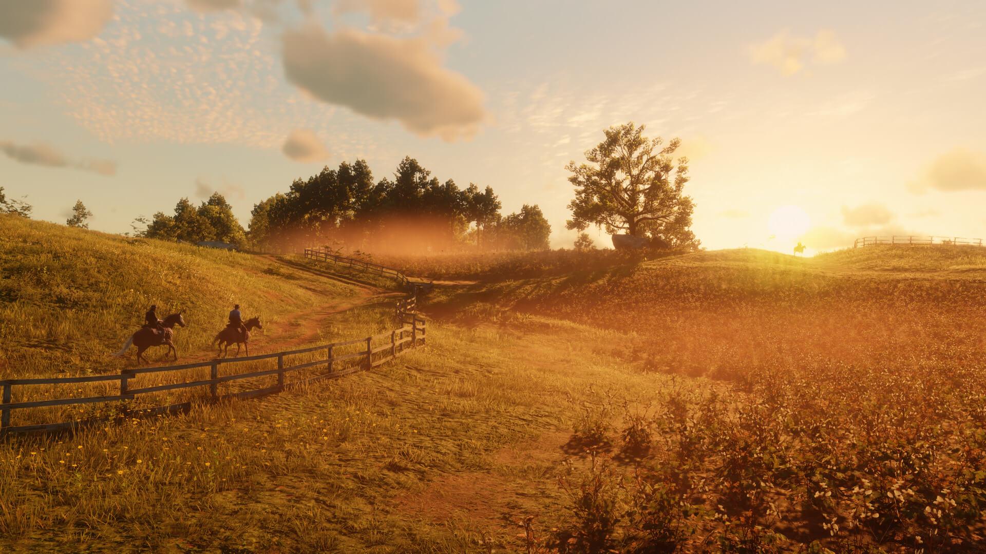 Red Dead Redemption 2 İncelemesi | Red Dead Redemption 2 Gün Batımı