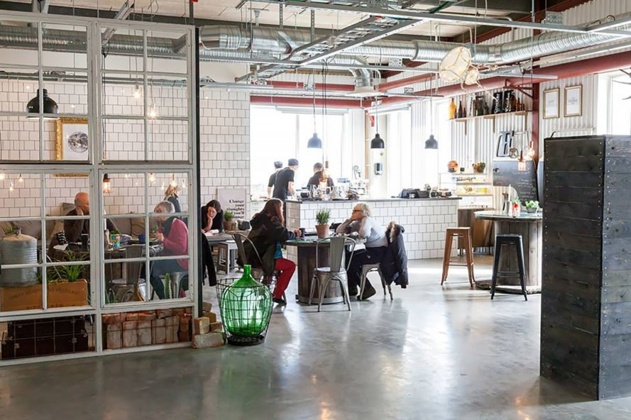 Dünyanın İlk Geri Dönüşüm Alışveriş Merkezi | Geri Dönüşüm Alışveriş Merkezi Kafeleri