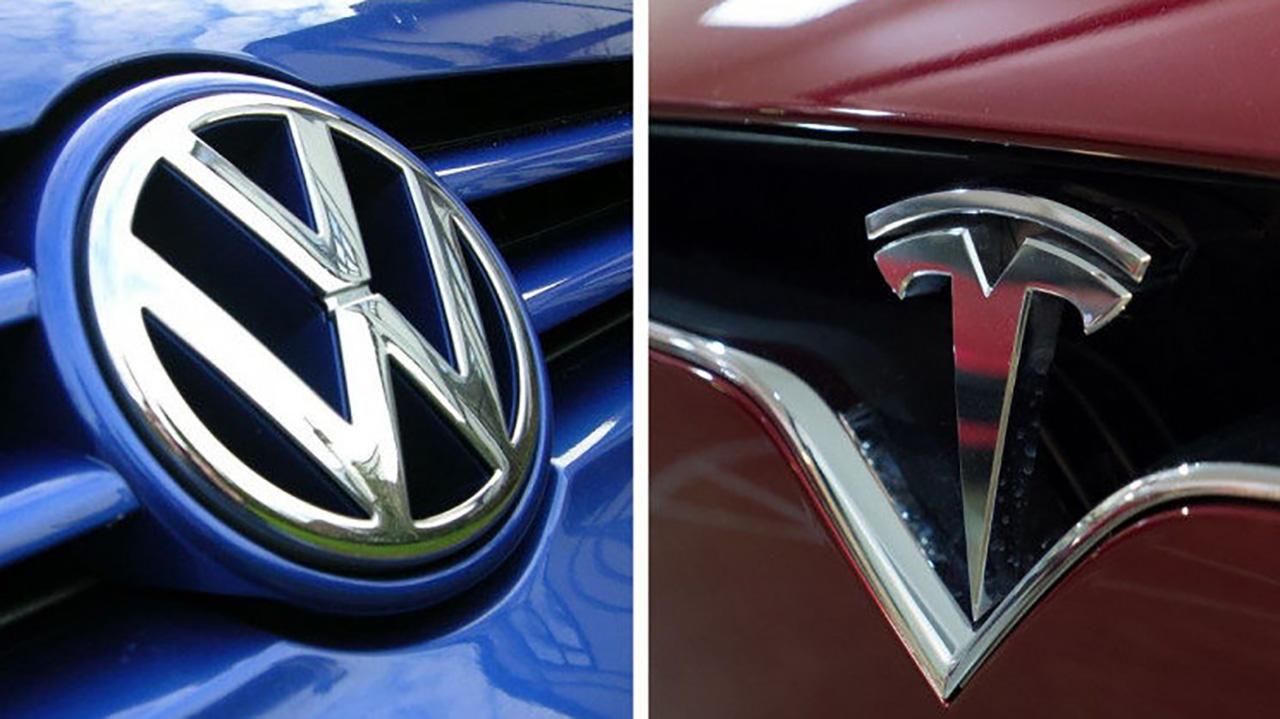 Volkswagen Haberleri: Tesla birçok alanda bizden iyi! | Volkswagen ve Tesla