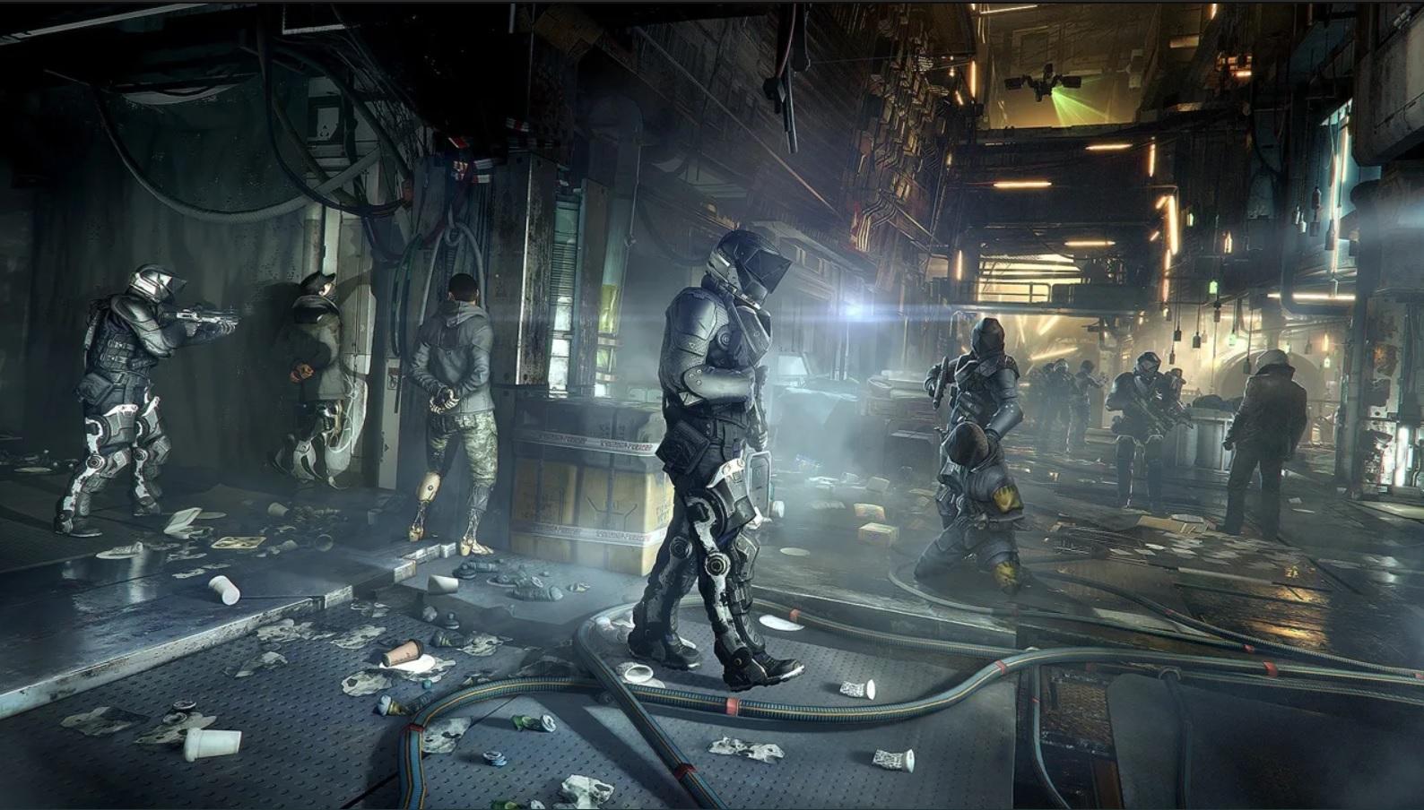 Deus Ex: Mankind Divided İncelemesi | Deus Ex Mankind Divided Kapak Görseli