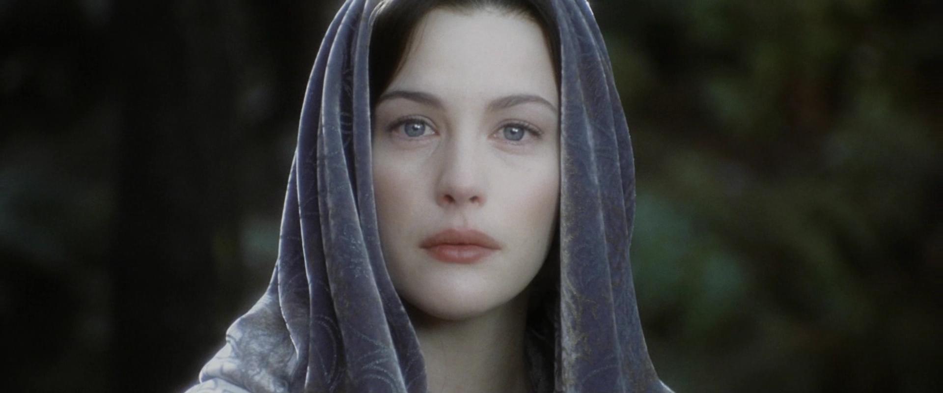 Yüzüklerin Efendisi Liv Tyler