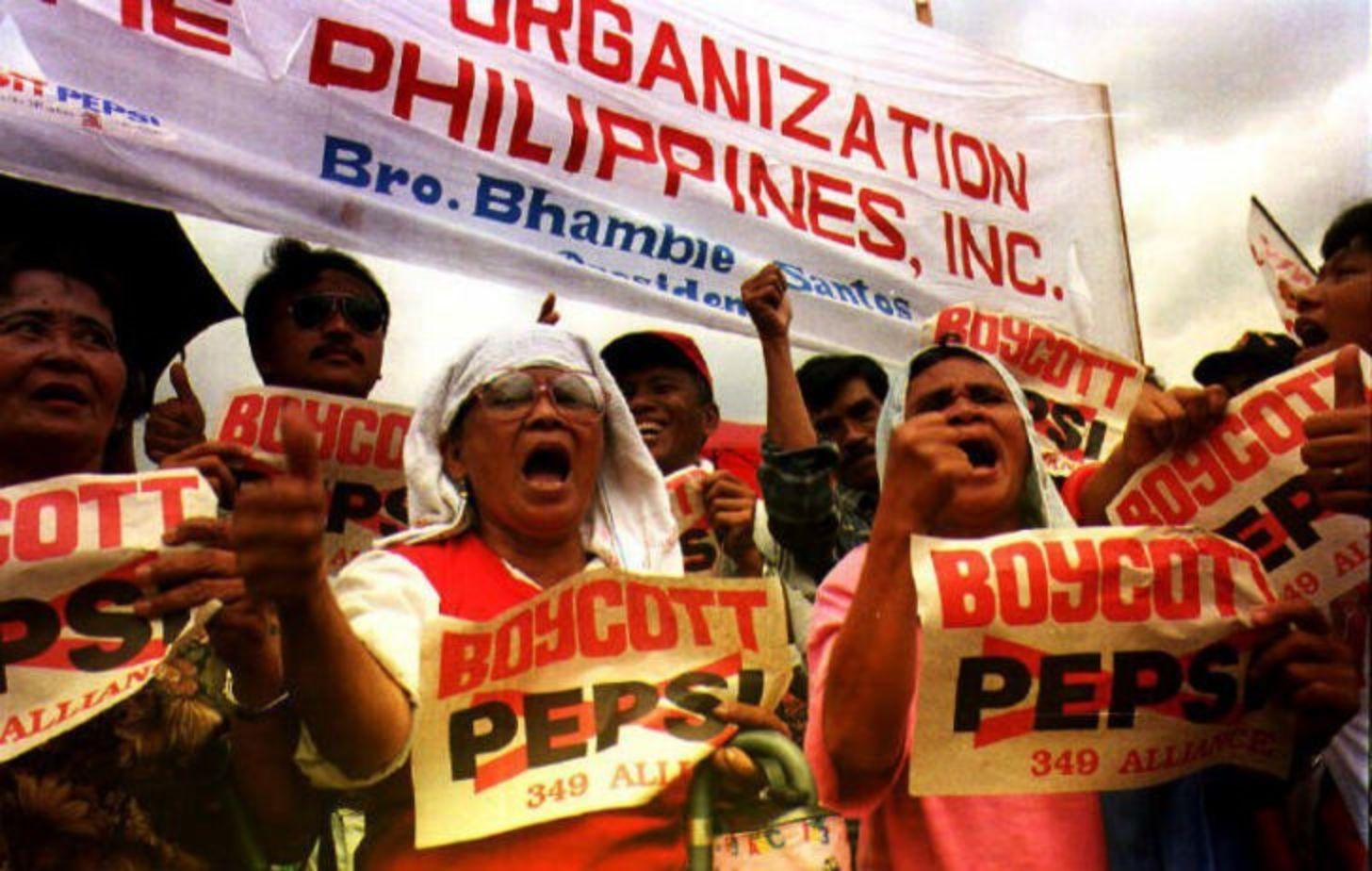 Pepsi: Halk Ayaklanmasıyla Biten 32 Milyar Dolarlık Reklam Kampanyası! | Pepsi Boykotu