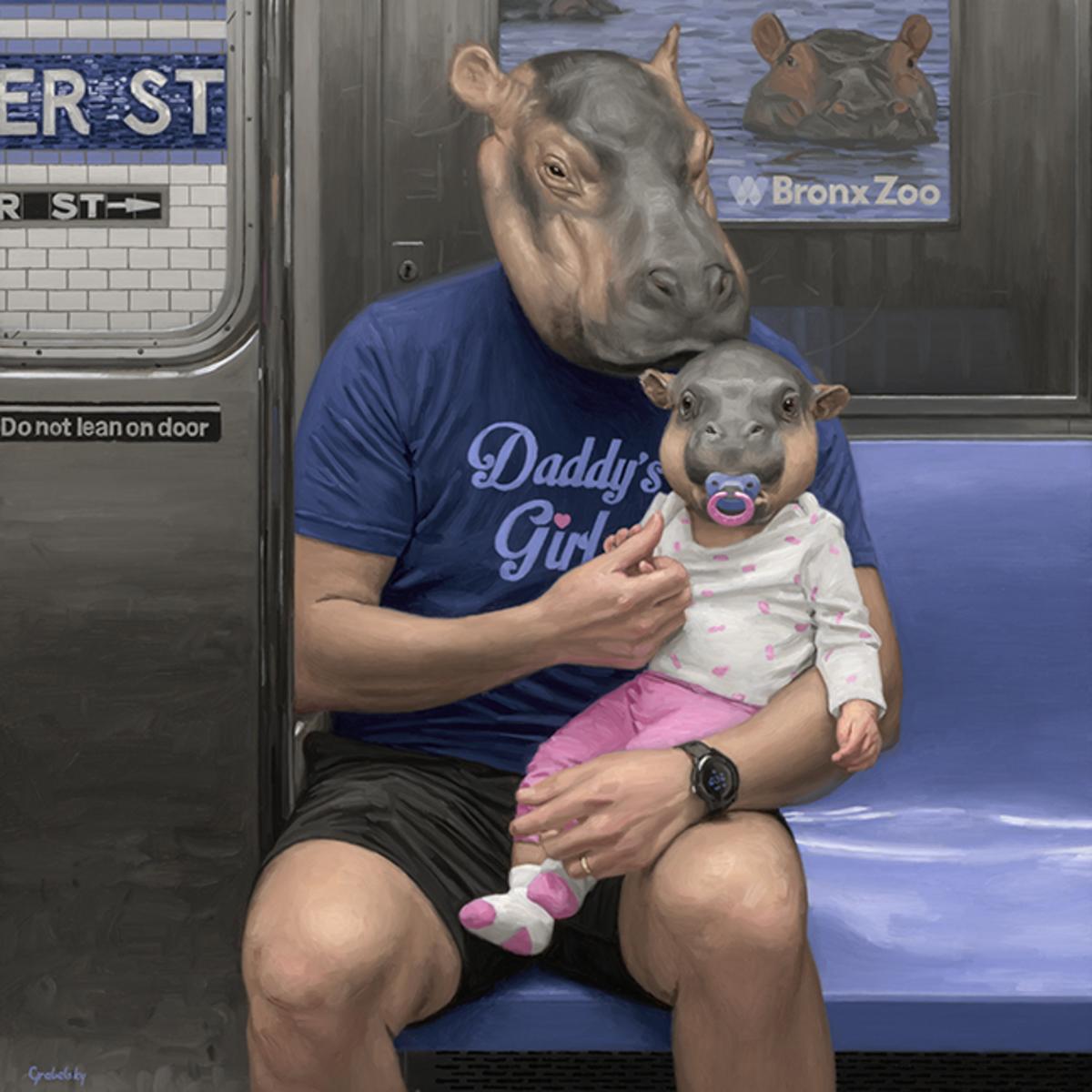 Metrodaki Hipopatam