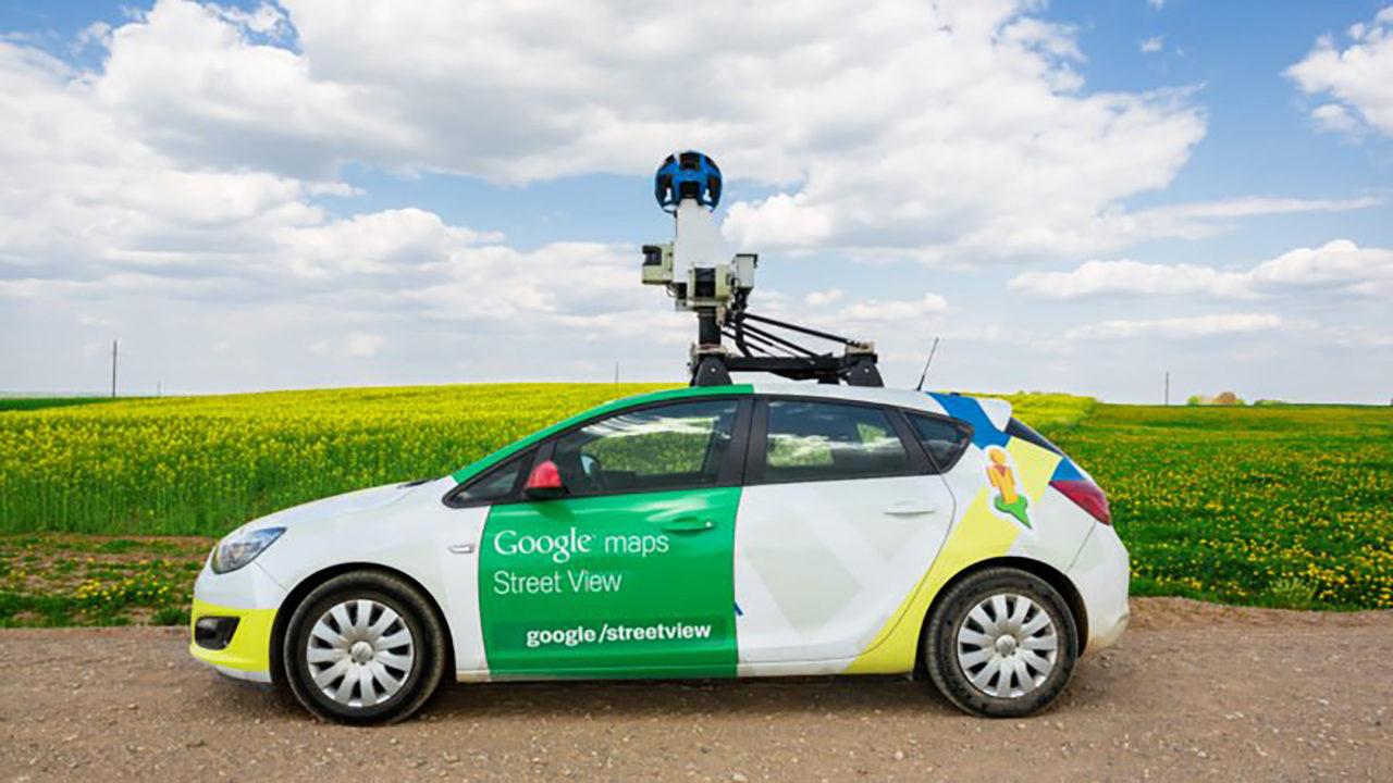 Google Sokak Görünümü Dünyanın %98'ini Görsel Olarak Haritalandırdı!   Google Sokak Görünümü