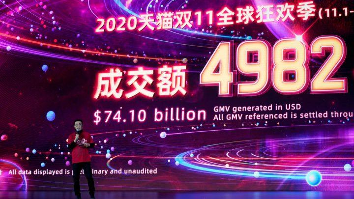 Alibaba'nın Kırdığı Rekor