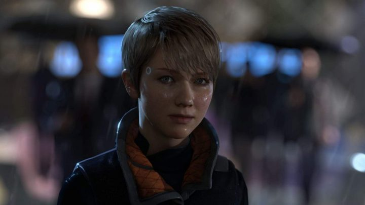 Yönettiğimiz üç karakterden biri olan Kara