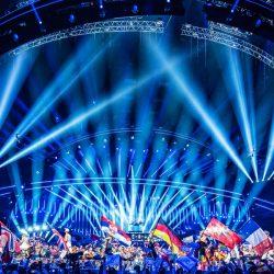 Eurovision'un büyük sahnelerinden biri